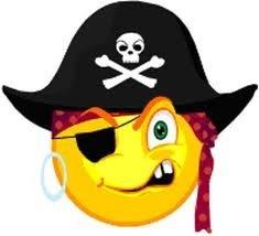 piraat-verbaasd